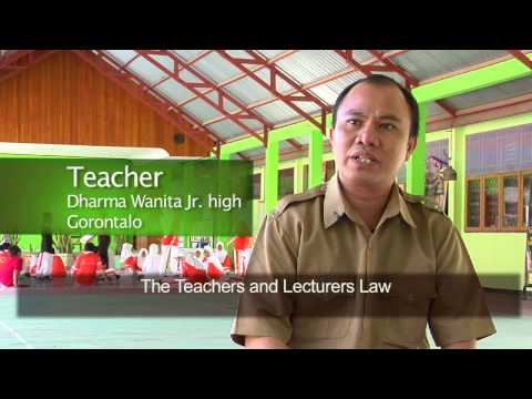 Indonesia's Education at the District Level