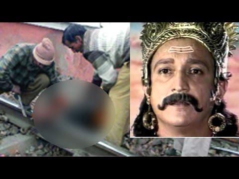 Tv actor DIES while crossing railway tracks   SHOC