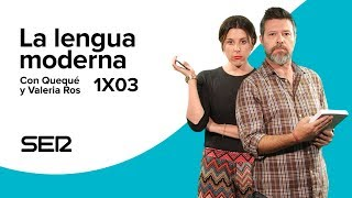LLM 1X03  Aguantad un poco más, la turra del castellano llega a la mitad. Hoy hemos engañado a Dani Rovira y a Andrea Zanoni para que se sienten con nosotros.Síguenos en nuestras redes sociales:Facebook: http://www.facebook.com/cadenaserTwitter: http://www.twitter.com/La_SERInstagram: http://www.instagram.com/La_SERDescarga nuestra app para móviles y tablets:http://cadenaser.com/estaticos/ser-en-tu-movil/Puedes ver estos y otros más vídeos en: http://cadenaser.com/tag/videos/a/