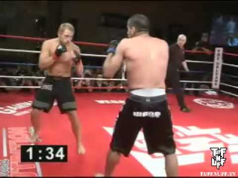 Jason Rivera vs Zack Chance at TuffNUff May 28 2010