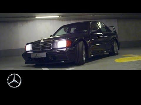 Mercedes-Benz 190 E 2.5-16 EVO 2: Parkplatzsuche   ALL TIME STARS