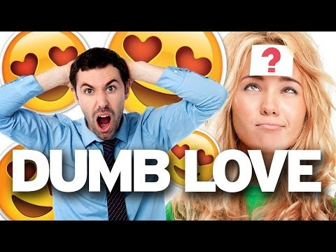 makes - The nine different ways love makes you dumb. Buy some awesomeness for yourself! http://www.forhumanpeoples.com/collections/sourcefed Our Sources: http://huff...