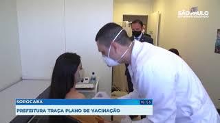 Covid-19 : prefeitura de Sorocaba traça plano de vacinação