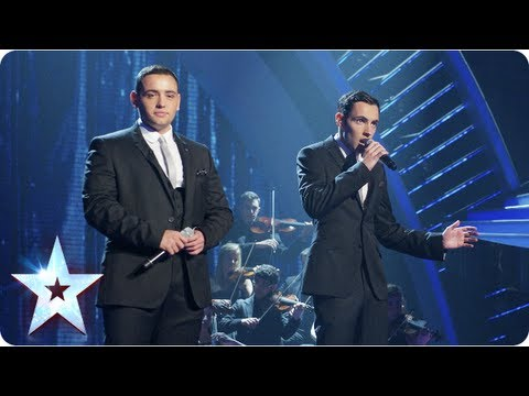 "Richard y Adam - ""The Impossible Dream"" (Final 2013 BGT)"