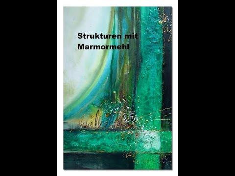 Abstract painting acrylmalerei spachtelmasse marmormehl zeichnen lernen - Einfache acrylbilder ...