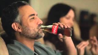 Review of that annoying Coca-Cola commercial in theaters [Chazz Nash]