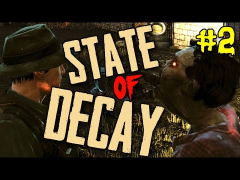 State - Want to see more State of Decay zombie bashing good times? Leave a LIKE on this video!!! strawpoll link: running or walking zombies? http://strawpoll.me/2842566/r State of Decay is all about...