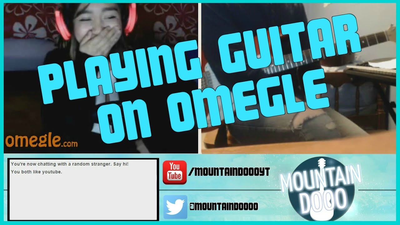 Playing Guitar on Omegle Ep.1 – Creepy Voices