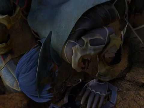 preview-Kingdom Hearts: Birth By Sleep (PSP) HD