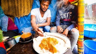 Video The Ultimate ETHIOPIAN FOOD TOUR - Street Food and Restaurants in Addis Ababa, Ethiopia! MP3, 3GP, MP4, WEBM, AVI, FLV Agustus 2018