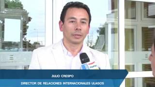 Jóvenes extranjeros deciden estudiar en la Universidad de Los Lagos, Campus Osorno / Puerto Montt