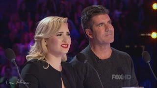 Video Demi Lovato and Simon Cowell - Funniest moments on The X Factor - Season 3 (4/8) LEGENDADO MP3, 3GP, MP4, WEBM, AVI, FLV Oktober 2018