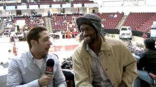 Rod Benson Interview - 2010 D-League Showcase