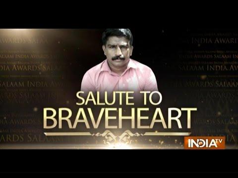 """India TV Special: """"Salaam India Awards 2014""""- H.C. Sunil Kumar 25 October 2014 11 PM"""