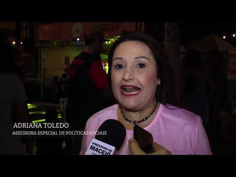 Forró de Vera temático alerta para a prevenção do câncer de mama