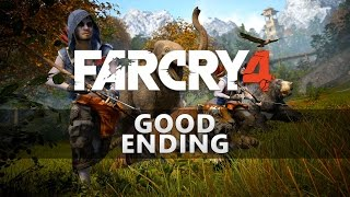 Far Cry 4 Good Ending