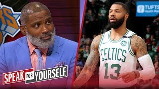 Cuttino Mobley: 'Timing' led to Marcus Morris and Rich Paul separation | NBA | SPEAK FOR YOURSELF