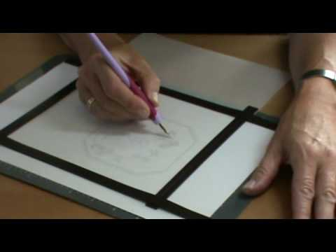 pergamano - Learn more about the basic techniques in parchment craft with the Pergamano International instruction videos! In part 1 Master Teacher Gerti Hofman from the ...