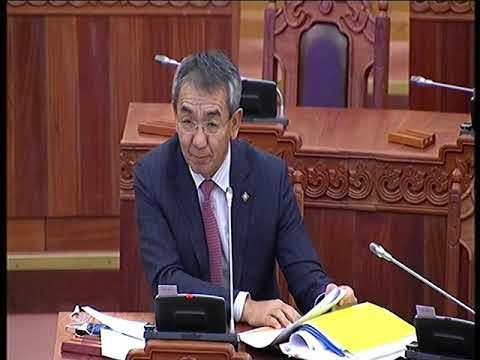 Ц.Мөнх-Оргил: Далайд ажиллаж байгаа хүмүүсийг Монгол Улсын Хөдөлмөрийн хуулиар зохицуулж болохгүй