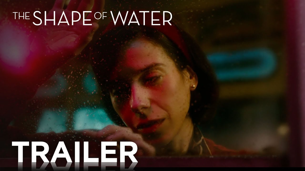 (NSFW Trailer) Experience a Connection Beyond Words in Guillermo del Toro's 'The Shape of Water' Other Worldly Fairy Tale