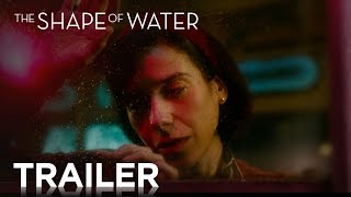 VIDEO: THE SHAPE WATER – Red Band Trailer