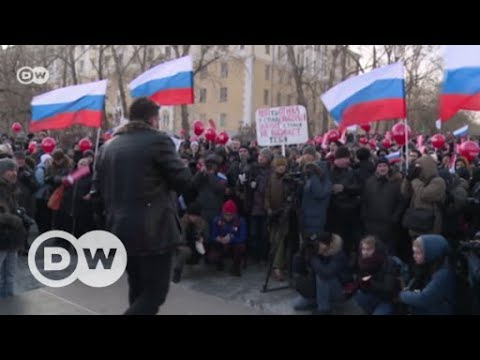 18 Jahre Putin: Was denkt Russlands Jugend? | DW Deutsch