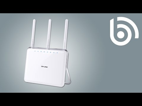 TP Link Archer C9 WiFi AC Router Unboxing