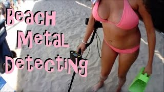Huntington Beach (CA) United States  City new picture : Metal Detecting The Us Open Huntington Beach CA