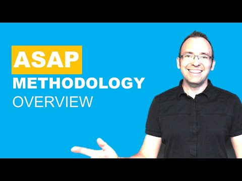 SAP ASAP Methodology overview for SAP Beginners