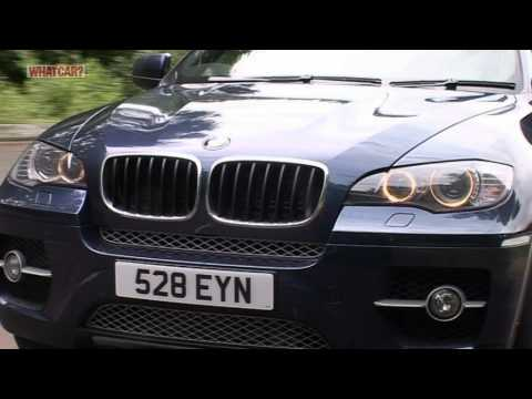 BMW X6 SUV review – What Car?