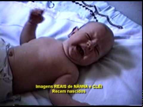Música para Mamãe e bebezinho- 'Dorme Bebezinho', Nânna e Clêi