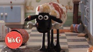 Video A Close Shave - The Birth of Shaun the Sheep - Wallace and Gromit MP3, 3GP, MP4, WEBM, AVI, FLV Juni 2018