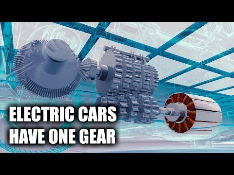 Why Do Electric Cars Only Have Gear Allcarvideos Net All
