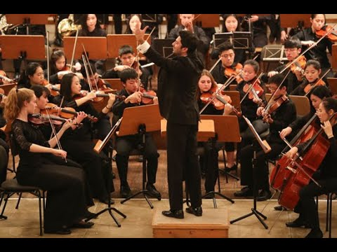 2019 AMIS Honor Band and Orchestra Festival Conecert