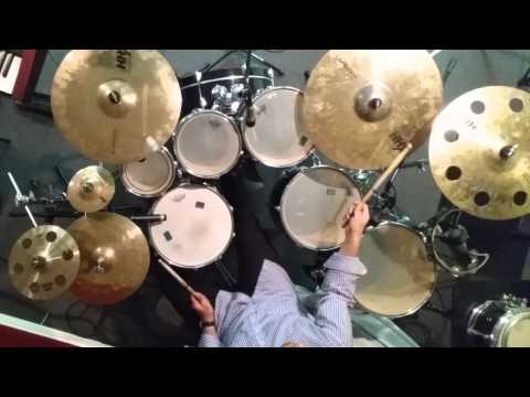 Increible - Miel San Marcos - Drum Cover By JSC
