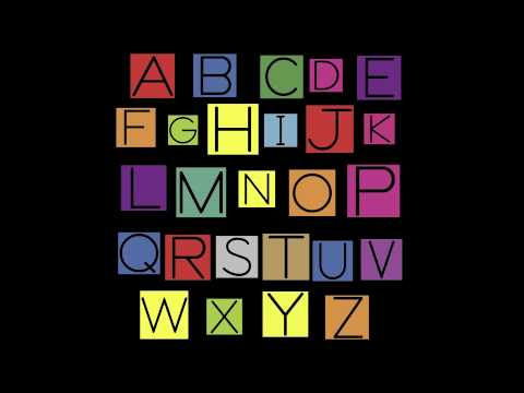 ABC - Download the Alphabet Videos: http://havefunteaching.com/videos/alphabet-videos/ Download the Alphabet Songs: http://havefunteaching.com/songs/alphabet-songs...