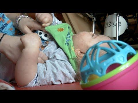 Kleinkind mit epileptischem Anfall: Erst die dritte ...