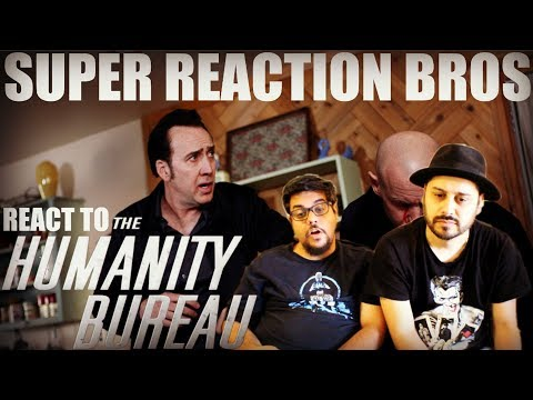SRB Reacts To The Humanity Bureau Official Trailer