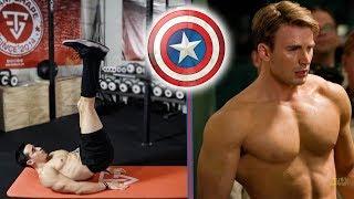 L'entrainement intense de Captain America ! (perdre du poids et prendre du muscle)