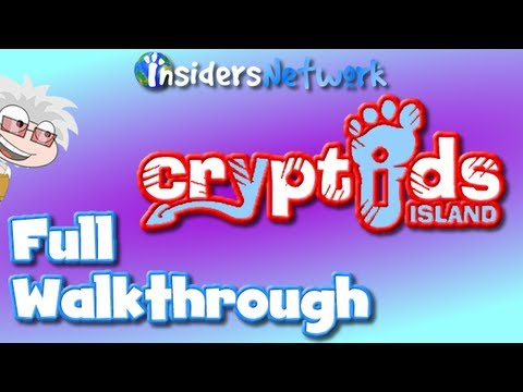 ★ Poptropica: Cryptids Full Walkthrough ★