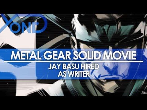 Metal Gear Solid Movie - Jay Basu Hired as Writer