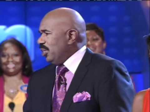 Family Feud Has a Penis Moment.