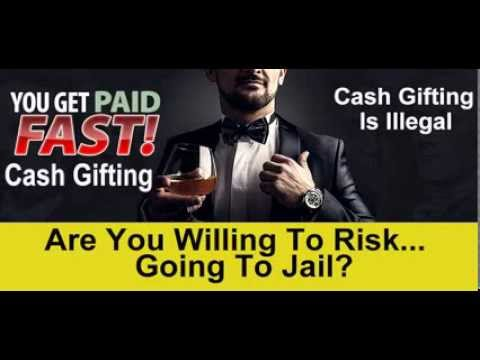 PROOF YouGetPaidFast.com is an illegal gifting scam