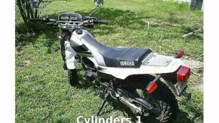 2. 2004 Yamaha TW 200 - Specification and Info
