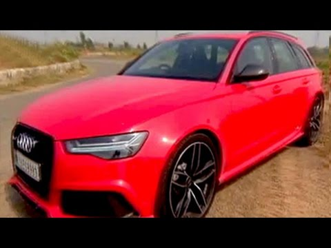 Audi RS 6 Avant review