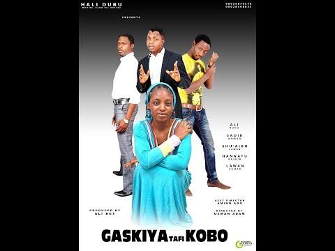 GASKIYA TA FI KOBO  3- 4 LATEST HAUSA MOVIE 2017 (Hausa Songs / Hausa Films)