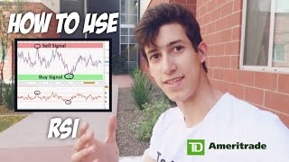 Video How To Use Relative Strength Index (RSI)   Easy Day Trading Tip MP3, 3GP, MP4, WEBM, AVI, FLV September 2018