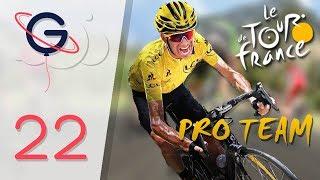 Gameplay  Let's Play FR (Français) sur Tour de France 2017 (Mode Pro Team) ! Pense à t'abonner...