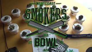 Smokers Bowl - Bud Show 2016 by Urban Grower