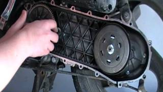 4. Roller TPH 50 Distanzring (D-Ring) entfernen /entdrosseln HD